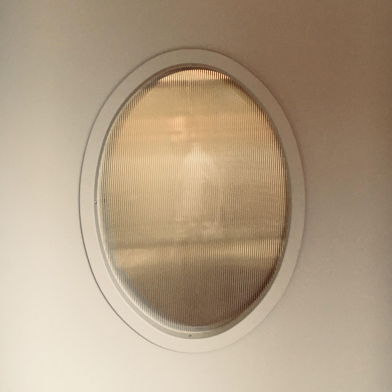 Schulhaus Ekkharthof Fenster WC-Türe