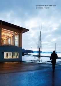 Dokumentation Lukas Imhof Architektur GmbH